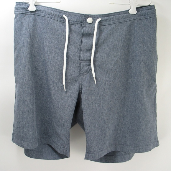 b6350a0fc0 Trunks Surf and Swim Co. Swim | 525 Trunks Surf Shorts Blue 36 Mesh ...